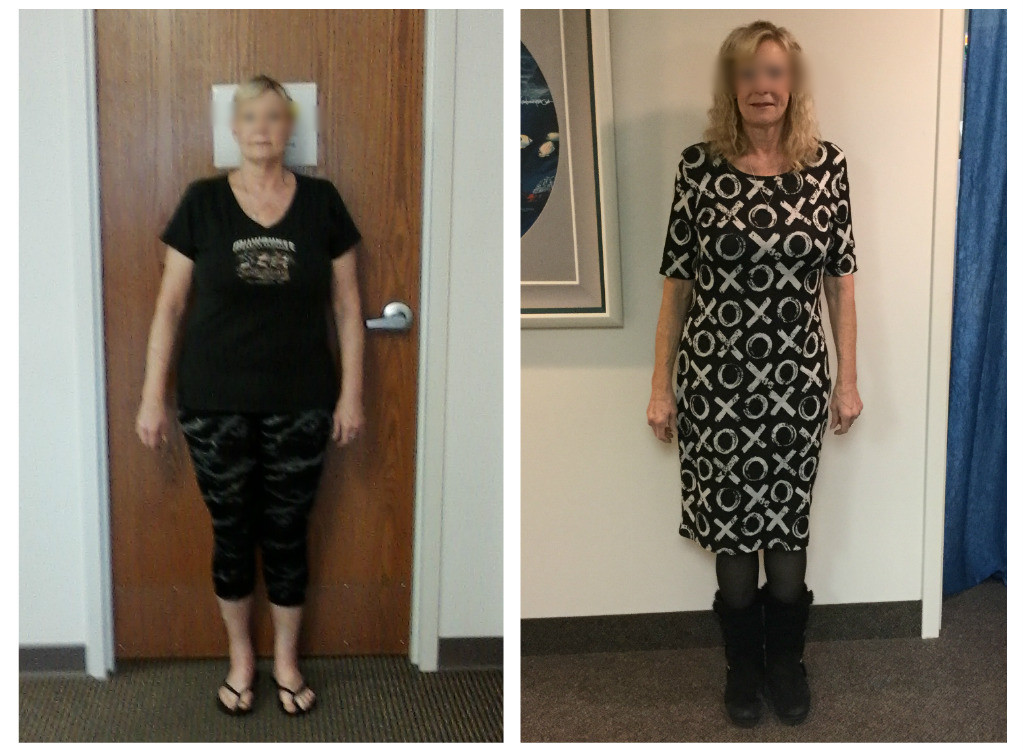 60 lbs lost!