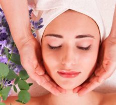 May 2017 Lavender - Eucalyptus Facial