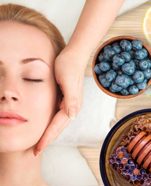 Our Blueberry Facial is July's way of telling you that you are beautiful.
